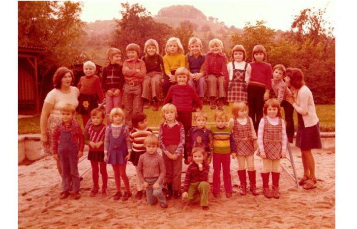 Kindergarten 1975
